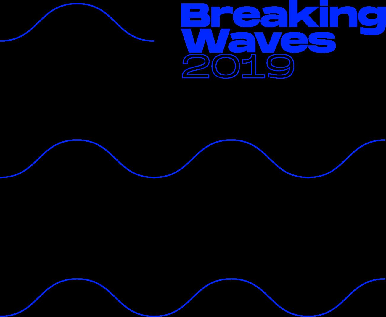 Breaking Waves 2019